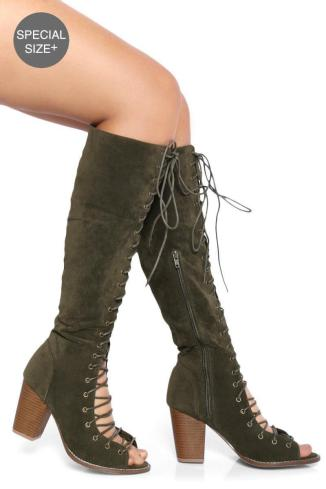 25 SKY HIGH LACE UP SANDALS $29.99 http://bit.ly/2ehytsY